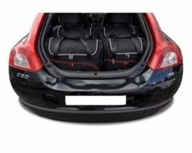 VOLVO C30 2006-2012   CAR BAGS SET 4 PCS