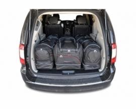 LANCIA VOYAGER 2011+ | CAR BAGS SET 7 PCS