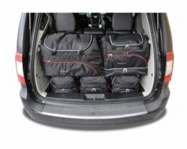 LANCIA VOYAGER 2011+ | CAR BAGS SET 5 PCS
