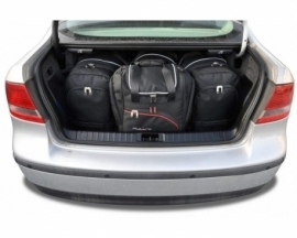 SAAB 9-3 SPORTSEDAN 2002-2014   CAR BAGS SET 4 PCS