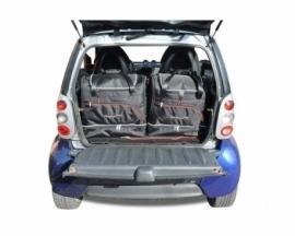 SMART FORTWO COUPE 1998-2007 | CAR BAGS SET 2 PCS