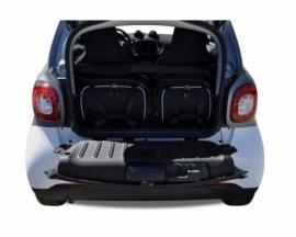 SMART FORTWO COUPE 2014+ | CAR BAGS SET 2 PCS
