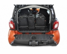 SMART FORTWO COUPE EV 2020+ | CAR BAGS SET 3 PCS