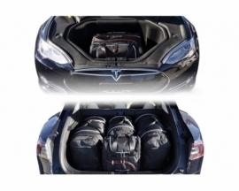 TESLA MODEL S 2014+ | CAR BAGS SET 6 PCS
