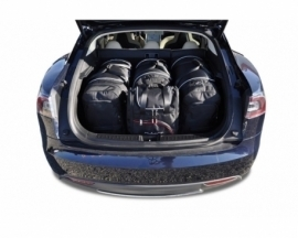 TESLA MODEL S 2014+ | CAR BAGS SET 4 PCS