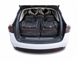 TESLA MODEL X 2016+ | CAR BAGS SET 5 PCS